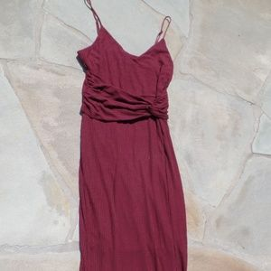 Women's Mid Length Dress